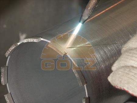 ремонт алмазных коронок